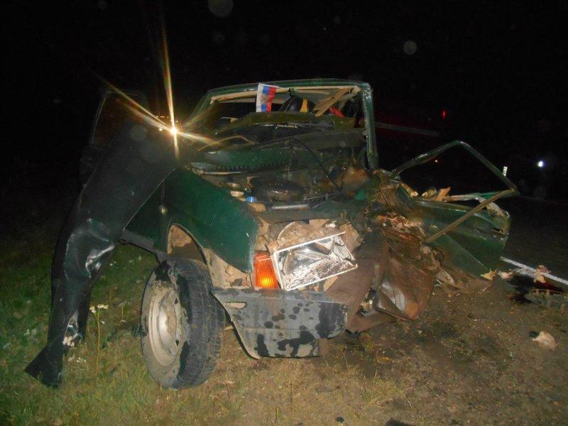 39-летний шофёр  ВАЗа умер  вДТП натрассе Игра— Глазов