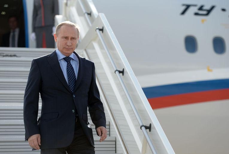 Путин посетит концерн «Калашников»