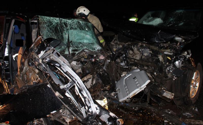Шофёр иномарки умер наместе ДТП наобъездной дороге Ижевска