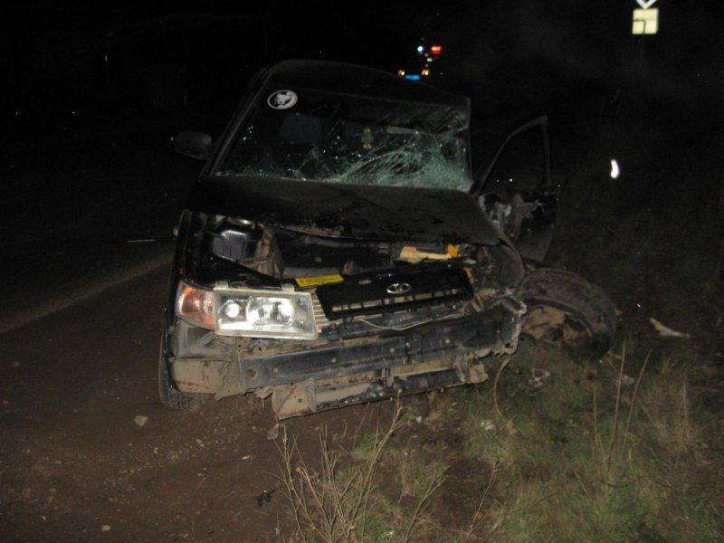 ВУдмуртии повине нетрезвого водителя пострадал двухлетний ребенок
