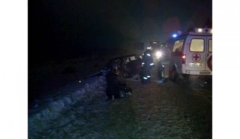 Ува вУдмуртии: шофёр изТатарстана получил смертельную травму надороге Ижевск