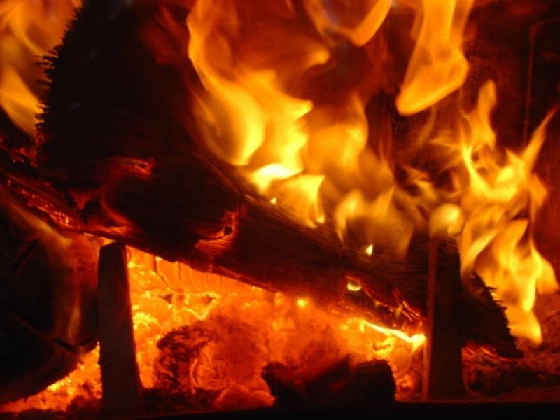 Двое детей погибли впожаре натерритории воинской базы вУдмуртии