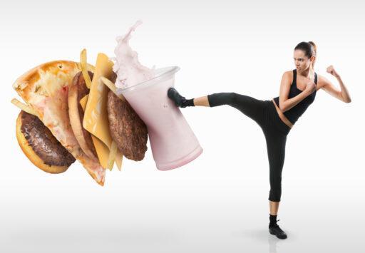 Как убрать живот без диет в домашних условиях за короткий срок