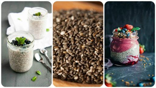 Семена чиа: польза и вред