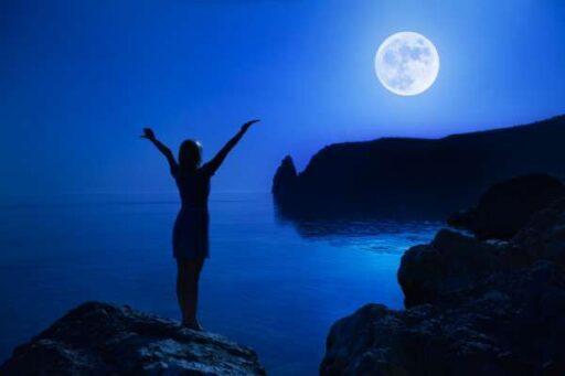Как луна влияет на женское настроение и тело?