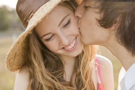 Куда целовать нужного мужчину, зная лишь его Имя?