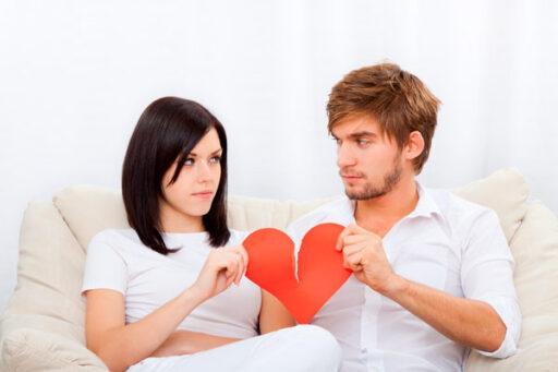 Знаки Зодиака, склонные к разводу