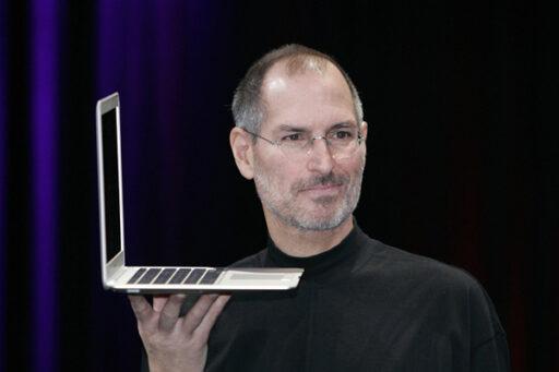 Стив Джобс: 4 шага к вершине успеха