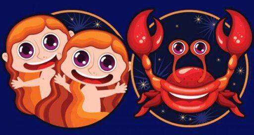 5 самых удачных Зодиакальных пар